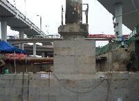 [樁基托換]成都成綿樂鐵路十座橋梁樁基托換工程
