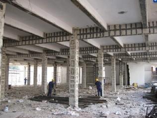 [廠房改造]佛山市某制品有限公司車間廠房加固工程