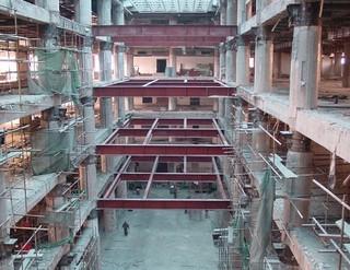 [廠房改造]廣州某科技公司廠房增層改造加固工程